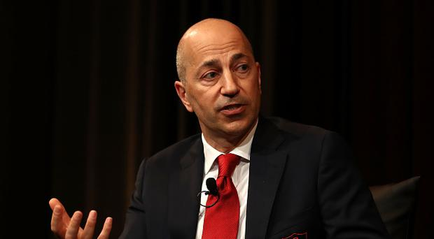 Arsenal FC CEO Ivan Gazidis speaks during the Western Sydney Wanderers Gold Star Luncheon at The Westin on July 14, 2017 in Sydney, Australia. (Photo by Ryan Pierse/Getty Images)