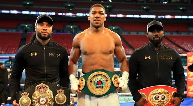 Anthony Joshua to fight Bulgarian Kubrat Pulev in Cardiff in October