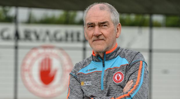 Tyrone Manager Mickey Harte. Photo: Oliver McVeigh/Sportsfile