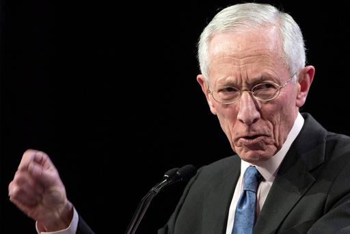 U.S. Federal Reserve Vice Chair Stanley Fischer REUTERS/Brendan McDermid/File Photo