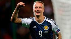 Scotland are among the teams chasing a second-placed spot and a play-off berth. Photo: PA