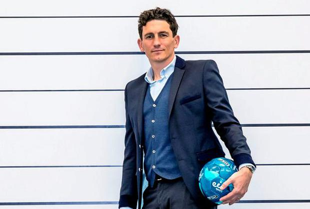 Pictured at the eir Sport pack season launch was eir Sport soccer analyst Keith Andrews. Photo: INPHO/Morgan Treacy