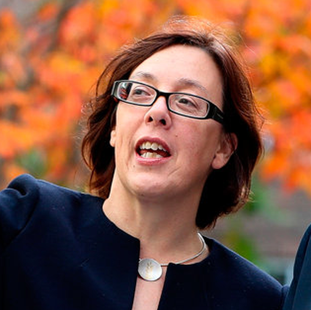 Anne Graham, chief executive of National Transport Authority