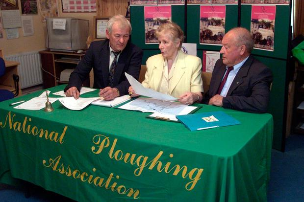 Vocation: Anna May McHugh has been managing director of the NPA since 1973. Photo: Alf Harvey.