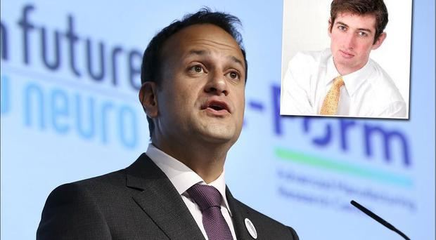 Leo Varadkar has distanced himself from Cllr Murphy's comments