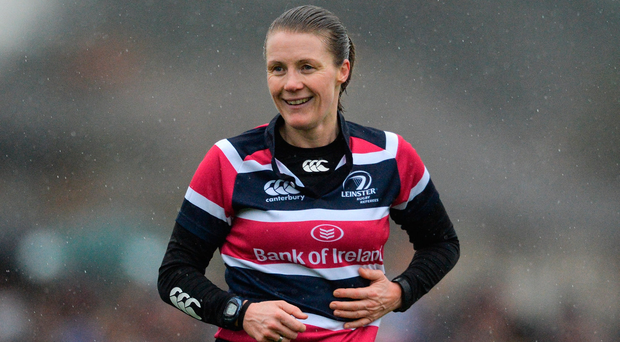 Helen O'Reilly has had to withdraw due to injury. Photo: Sportsfile