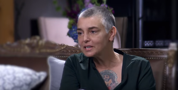 Sinead O'Connor sits down with 'Dr. Phil'