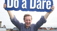 Ian Dempsey will don a wedding dress as part of Today FM's 'Dare to Care' campaign