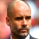 Pep Guardiola, manager of Manchester City. Photo: Getty Images