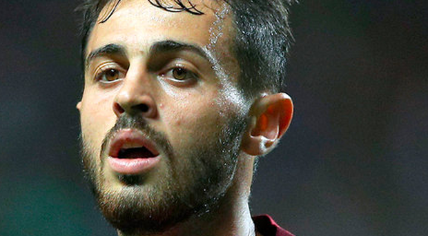 Portugal midfielder Bernardo Silva. Photo: Getty Images
