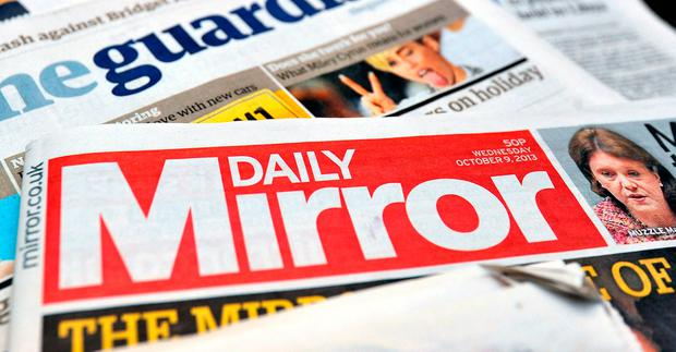 Trinity Mirror in talks to buy Desmond's Express and Star