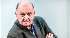 'Truly sorry': Newstalk show host George Hook Photo: David Conachy