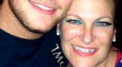 Campaign: Tara O'Grady pictured with her Hollywood actor son Jack Reynor