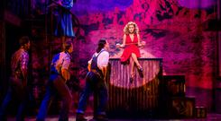 Former 'Strictly Come Dancing' winner Caroline Flack says her role in 'Crazy for You' has reignited her passion for musical theatre