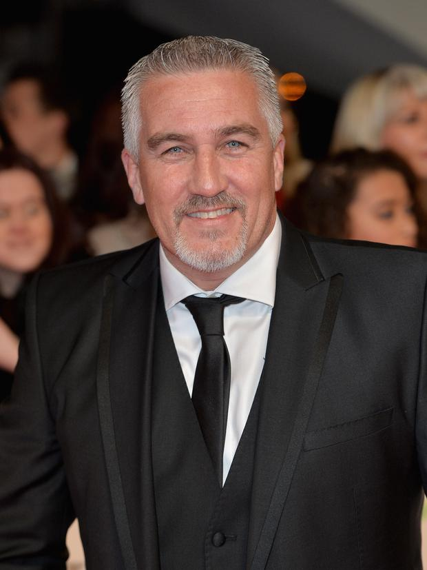 Paul Hollywood attends the 21st National Television Awards at The O2 Arena on January 20, 2016 in London, England. (Photo by Anthony Harvey/Getty Images)