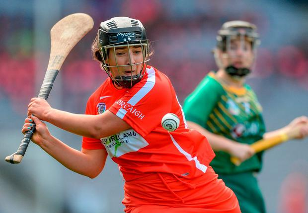 Cork's Linda Collins. Photo by Piaras Ó Mídheach/Sportsfile