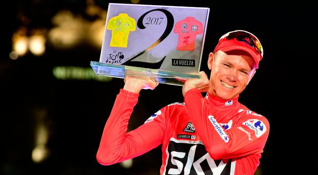 'This is damaging' - Chris Froome comes out fighting following failed drug test