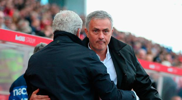 Manchester United vs Stoke - Lineups and Stream Links