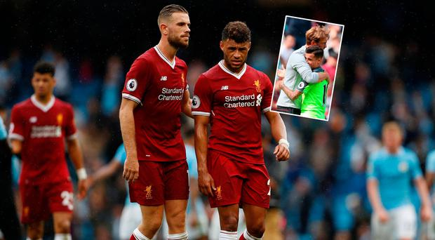 Liverpool were hammered by Manchester City but Klopp has defended his decision not to include Coutinho in squad