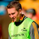 Ger Loughnane (inset) was far from impressed by Eddie Brennan's under-21 team