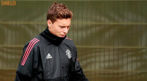Manchester United defender Victor Lindelof keen to build on Old Trafford debut