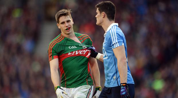 Paul Curran expects another physical battle between these two teams