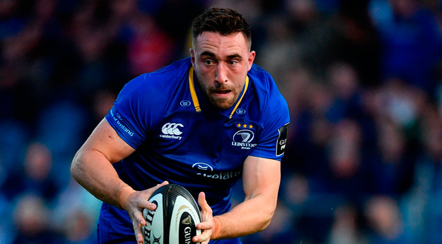 Jack Conan has huge claims for a place in Ireland back-row for November Series. Photo: Ramsey Cardy/Sportsfile
