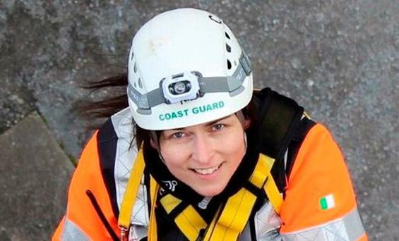 Caitríona Lucas, who died a year ago off the Clare coast