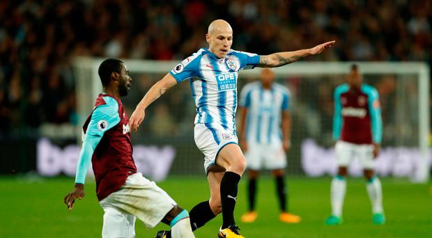 West Ham United vs Huddersfield Town, Premier League
