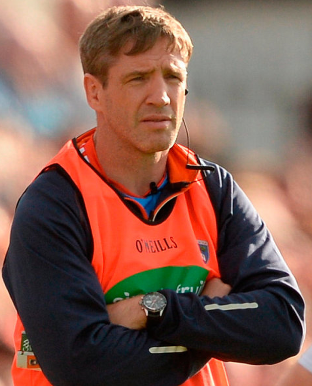 Armagh manager Kieran McGeeney. Photo: Sportsfile
