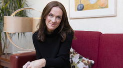 Dr Rhona Mahony, Master of the National Maternity Hospital, at the Labour think-in. Photo: Eamonn Farrell/Photocall