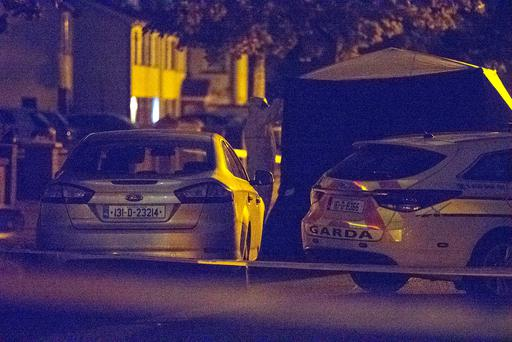 Gardaí believe attackers were waiting for shooting victim