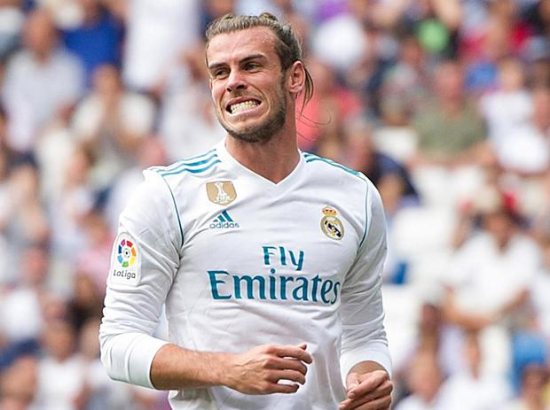 Bale's first-team place is under threat when Ronaldo returns. Getty
