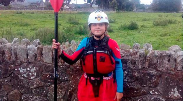 Kirsta is a keen kayaker and has completed a water safety course