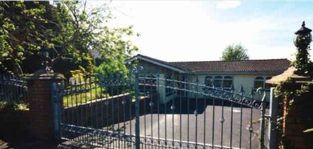 54 Chestnut Grove in Newry is to be sold at auction (Property News)