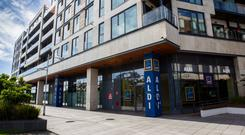 Aldi in Sandyford is one of the supermarkets which is up for sale
