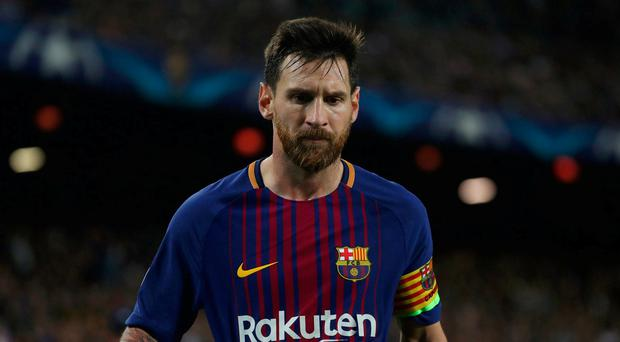 Messi To Quit Barcelona if Catalonia Vote For Independence