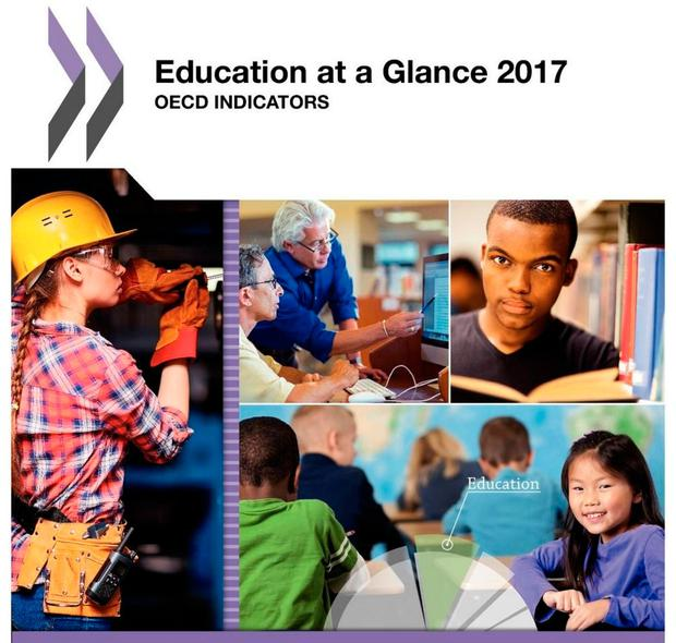 The OECD education report