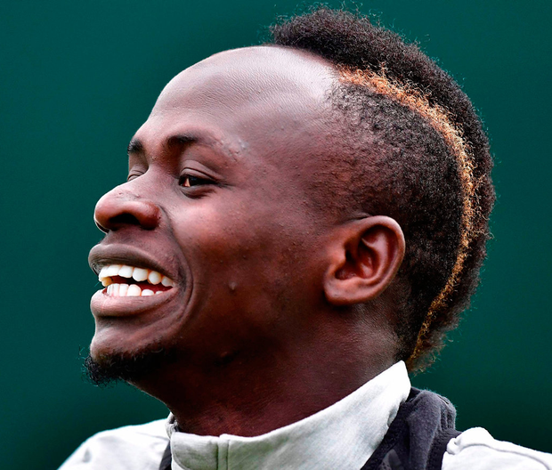 Liverpool's Senegalese midfielder Sadio Mane. Photo: Getty Images