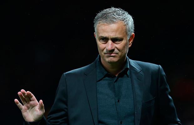 Jose Mourinho planning to ring the changes in his team for Wednesday's Carabao Cup tie against Burton Albion (Photo by John Peters/Man Utd via Getty Images)