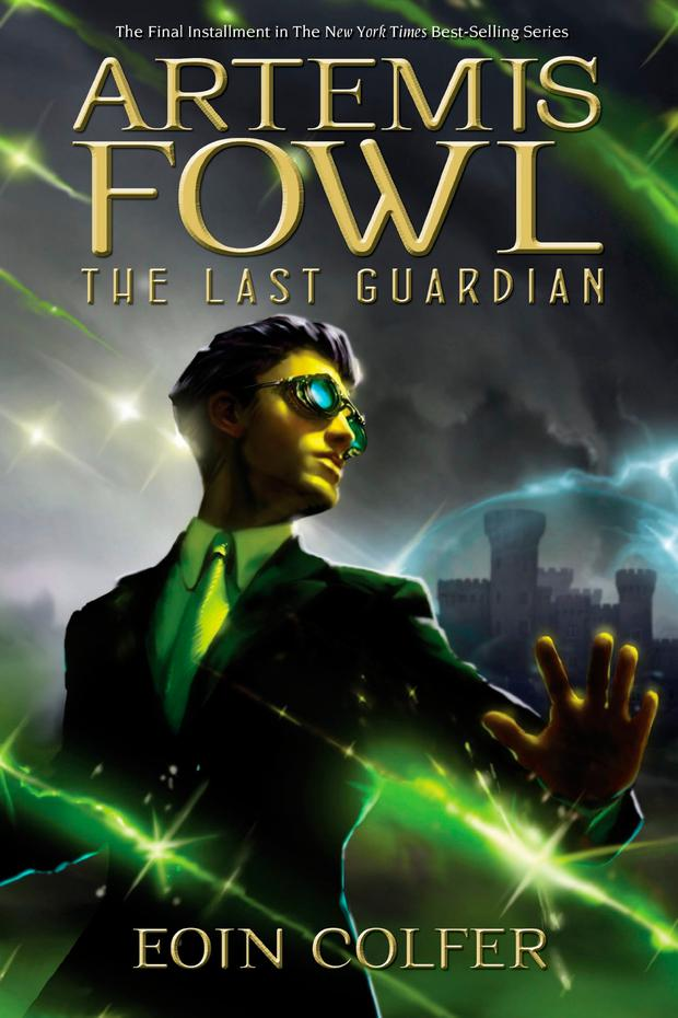 Artemis Fowl books by Irish author Eoin Colfer are about to get the big screen treatment