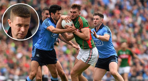 Tomás Ó Sé believes if Dublin's defence performs then their three-in-a-row quest will be successful