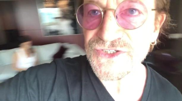 Bono sends best wishes to PictureHouse