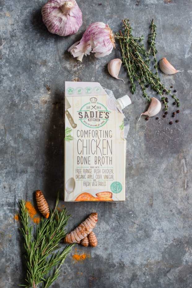 Sadie's Kitchen received a €50k investment from Dragon Alison Cowser