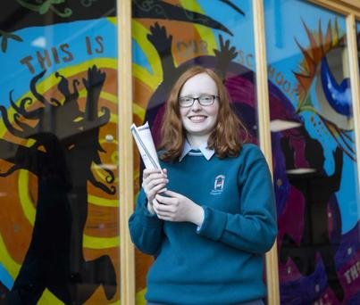 More than 2000 local students pick up their Junior Cert results today