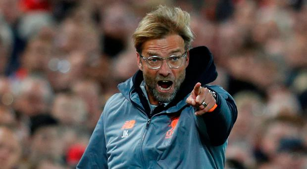 Liverpool manager Jurgen Klopp not happy with persistent questions over his leaky defence