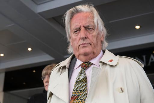 Michael Mansfield QC, after the first preliminary hearing in the Grenfell Tower public inquiry, at the Connaught Rooms in central London. Photo: Victoria Jones/PA Wire