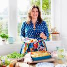Debut: Kirstie Allsopp has published her first cookery book, Kirstie's Real Kitchen. Photo: by Rita Platts © Hodder & Stoughton 2017.