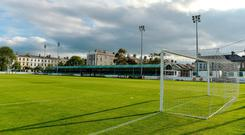 Bray Wanderers' Carlisle Grounds. Photo: SPORTSFILE