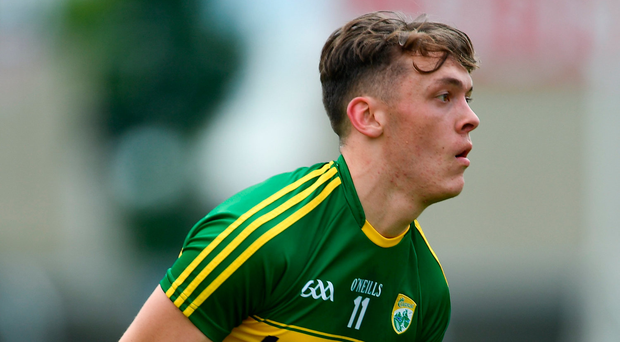 David Clifford is one of four survivors from last year's victorious Kerry minors. Photo by Sam Barnes/Sportsfile
